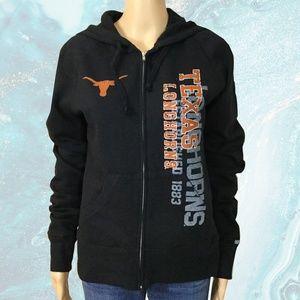 UT Texas Longhorns Zip Hoodie